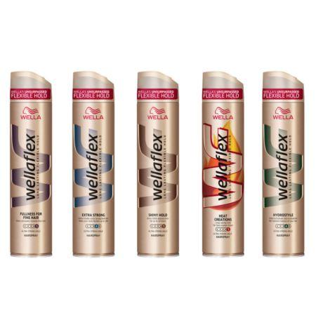 wellaflex lakier 250