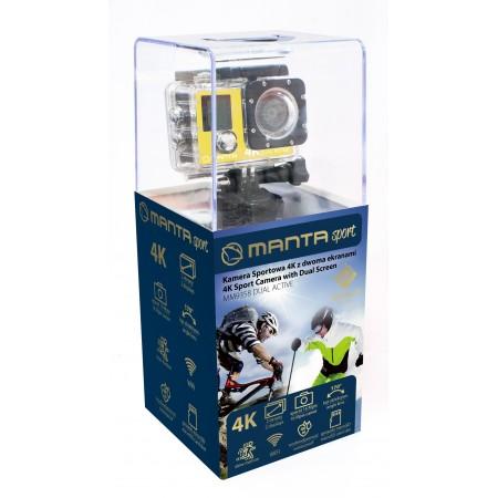 Manta MM 9358 4K Dual Activ