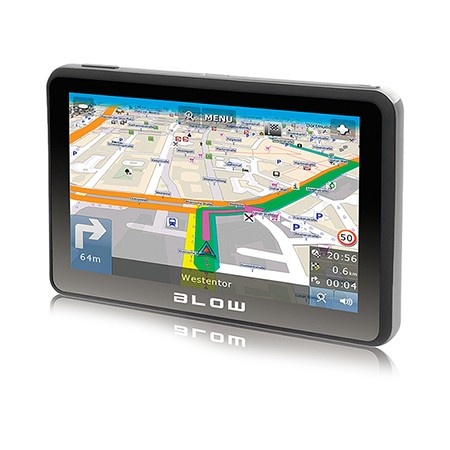 Blow Nawigacja GPS50V Europa