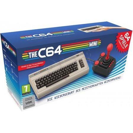 The C64 Mini Retro Classic