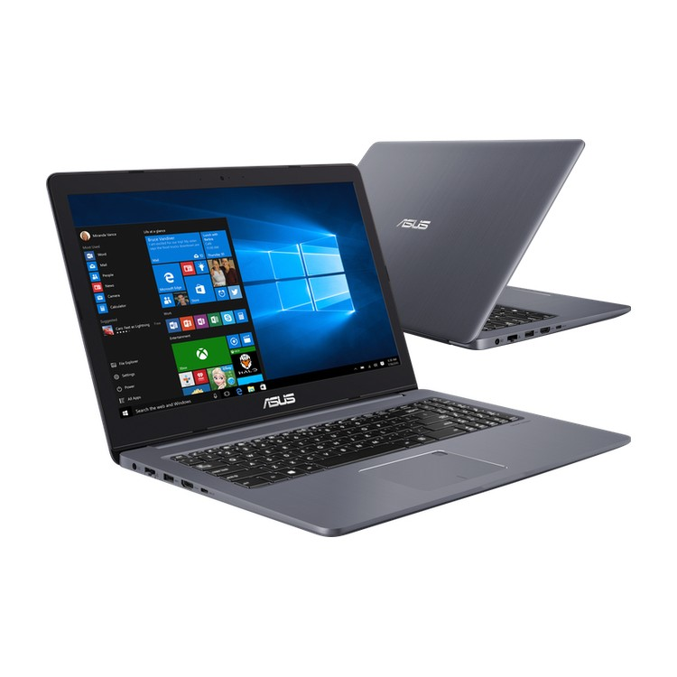 ASUS VivoBook Pro N580GD-E4433T Grey Metal