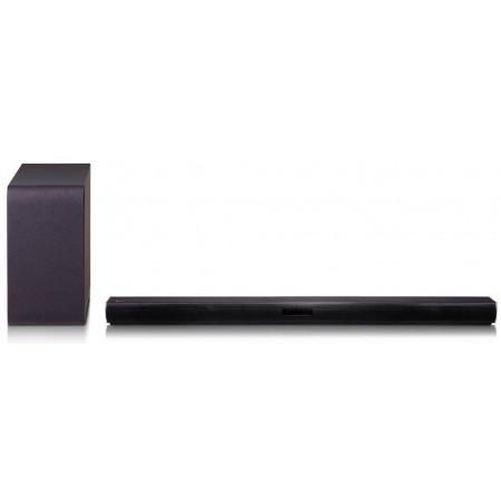 Soundbar LG SH4 czarny