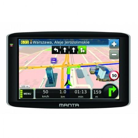 Nawigacja Manta GPS 9572 Easy Rider 5