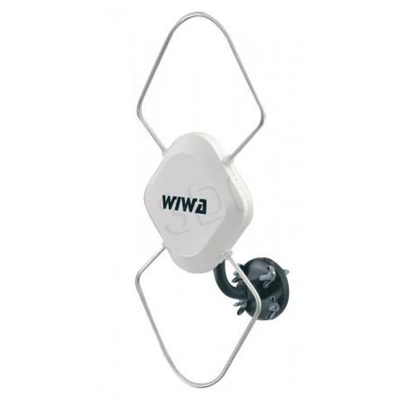Antena DVB-T Wiwa AN220 Kierunkowa Zewnętrzna 470-870 (UHF), 47-230 (VHF)MHz 48dB